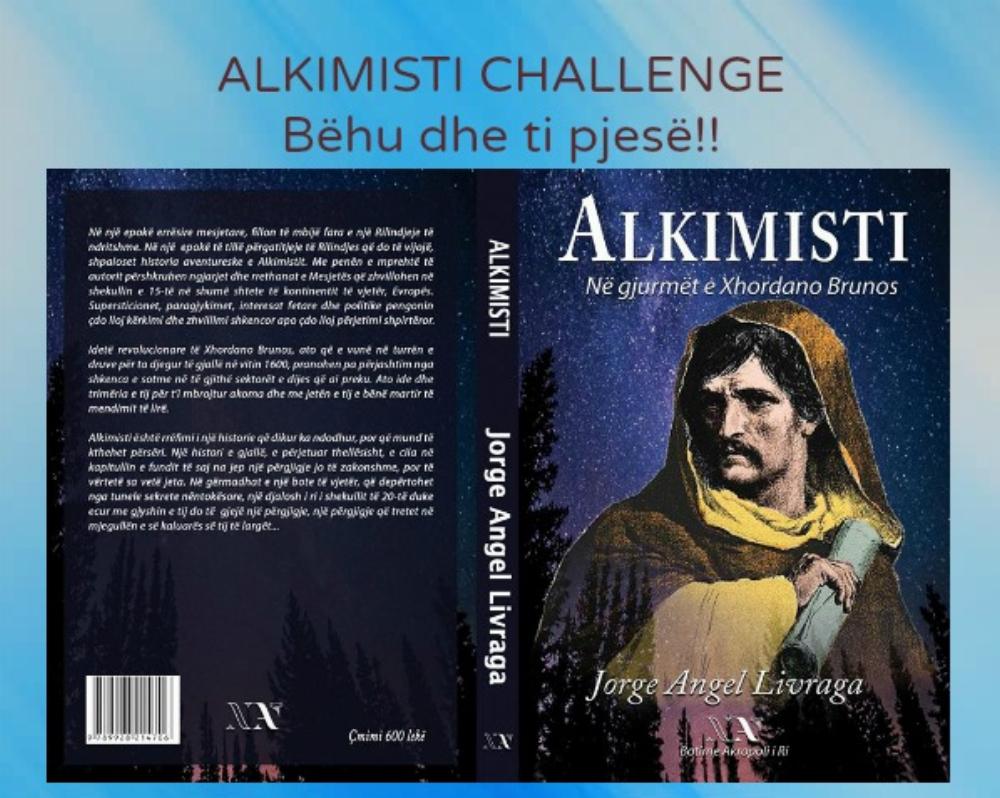 'Alkimisti' Challenge
