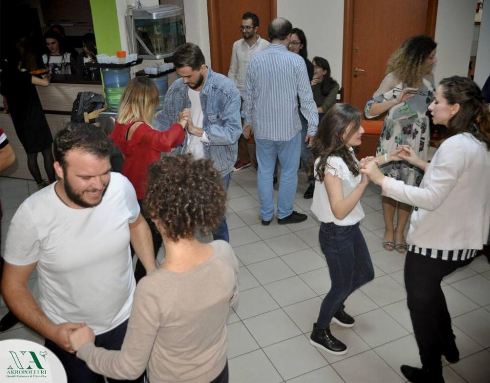 Momente nga Grupi i Kërcimit