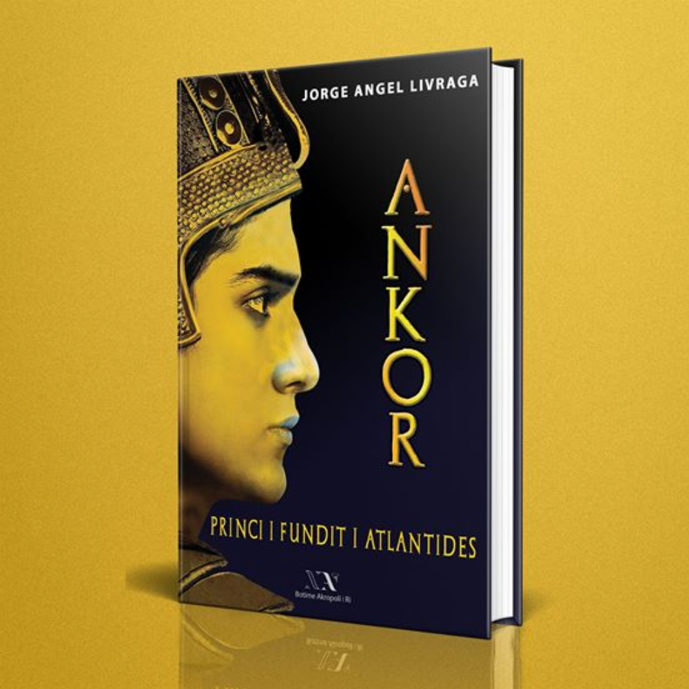 Ankor, princi i fundit i Atlantidës